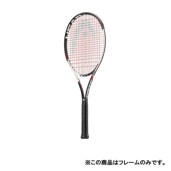 【送料無料】テニスラケット 硬式 ヘッド(HEAD) ジョコビッチ使用モデル Gra Touch Speed Pro G3 [硬式テニスラケット(フレームのみ)] テニス ソニー製スマートテニスセンサー対応