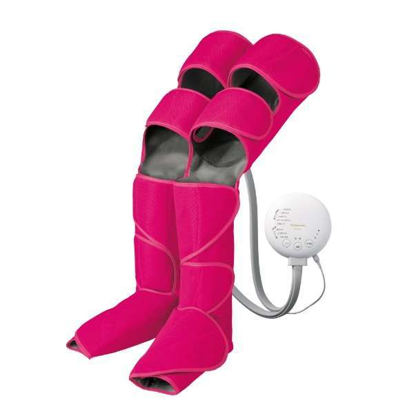 【送料無料】パナソニック レッグリフレ EW-RA98-RP ルージュピンク エアーマッサージャー PANASONIC マッサージ器 脚全体 太もも ひざ裏 温感 むくみ 疲労回復 血行促進 筋肉痛