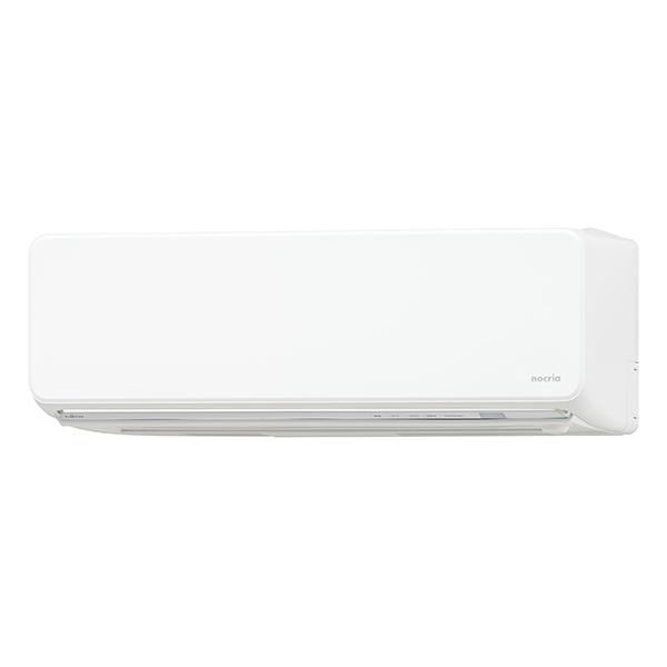 【送料無料】富士通ゼネラル AS-Z63H2-W ホワイト nocria Zシリーズ [エアコン(主に20畳用・単相200V)]