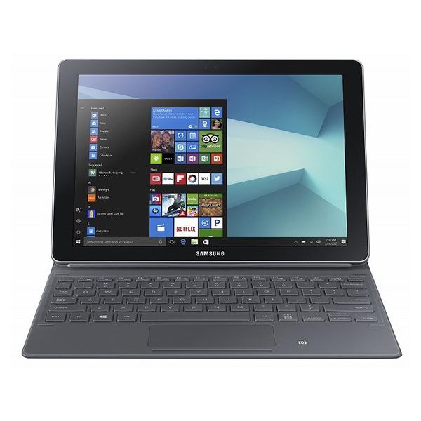【送料無料】SAMSUNG SM-W623NZKAXJP Galaxy Book [タブレットPC(2in1・4GB)]