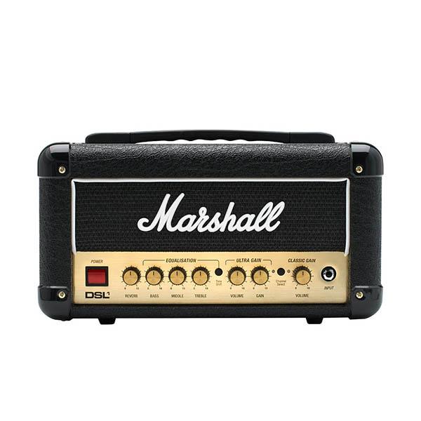 【送料無料】Marshall DSL1H DSLシリーズ [ギターアンプ ヘッド(1W)]