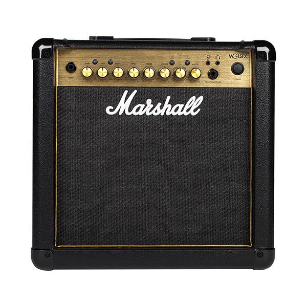 【送料無料】Marshall MG15FX MG-Goldシリーズ [ギターアンプ(15W)]