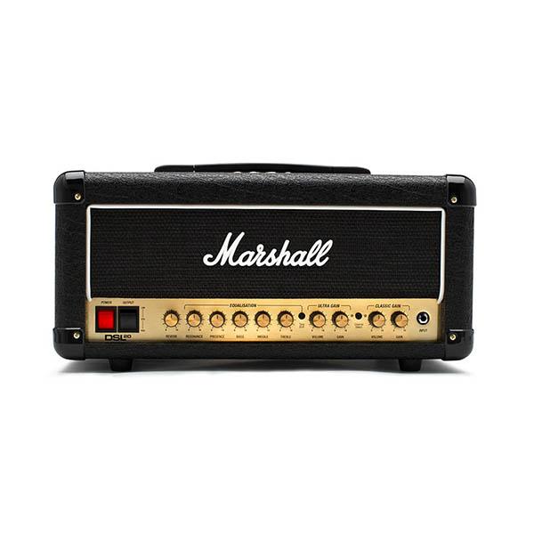 【送料無料】Marshall DSL20H DSLシリーズ [ギターアンプ ヘッド(20W)]