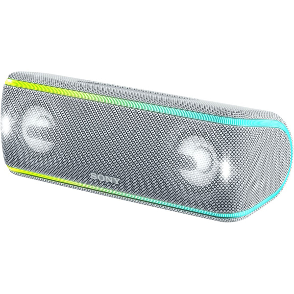 【送料無料】SONY SRS-XB41-W ホワイト [Bluetoothワイヤレススピーカー(防水対応)]