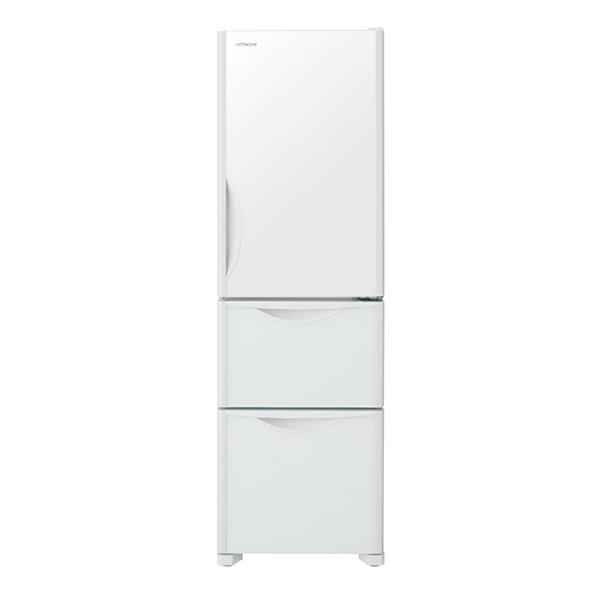 【送料無料】日立 R-S32JV(XW) クリスタルホワイト Sシリーズ [冷蔵庫(315L・右開き・3ドア)] 【代引き・後払い決済不可】【離島配送不可】, ZERO 18bea3a5