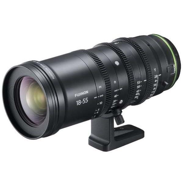 【送料無料】富士フィルム MKX18-55mmT2.9 フジノンレンズ [交換レンズ(FUJIFILM Xマウント)]