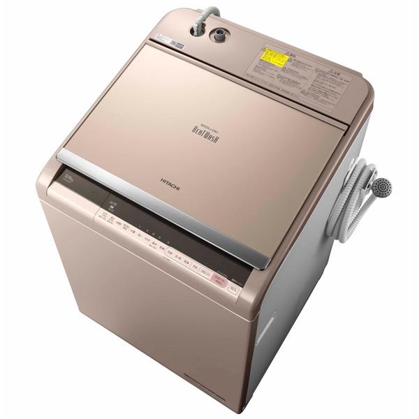 【送料無料】日立 BW-DV120C(N) シャンパン ビートウォッシュ [洗濯乾燥機(12.0kg)]
