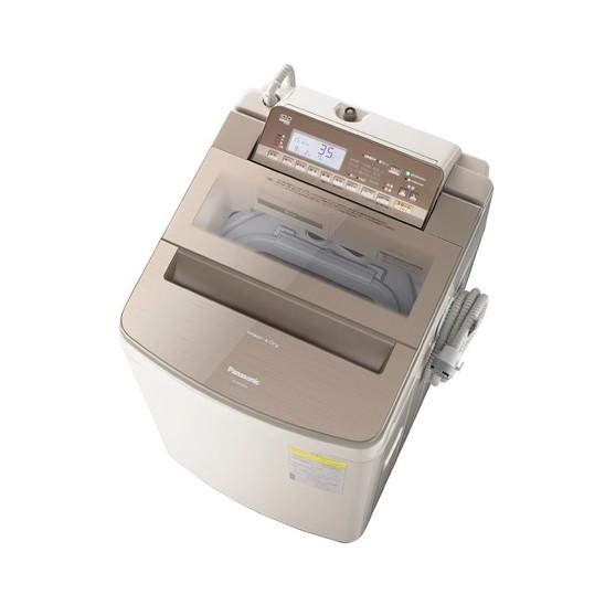【送料無料】PANASONIC NA-FW100S6 ブラウン [洗濯乾燥機(洗濯10.0kg/乾燥5.0kg)]