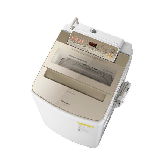 【送料無料】PANASONIC NA-FW80S6-N シャンパン [洗濯乾燥機(洗濯8.0kg/乾燥4.5kg)]