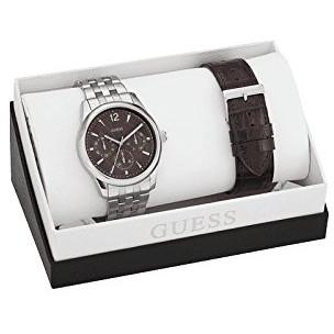 【送料無料】GUESS W0508G1 ASSET [クォーツ腕時計(メンズ)] 【並行輸入品】