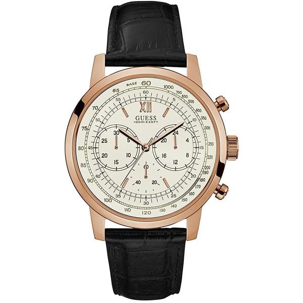 【送料無料】GUESS W0916G2 PROTOCOL [クォーツ腕時計(メンズ)] 【並行輸入品】