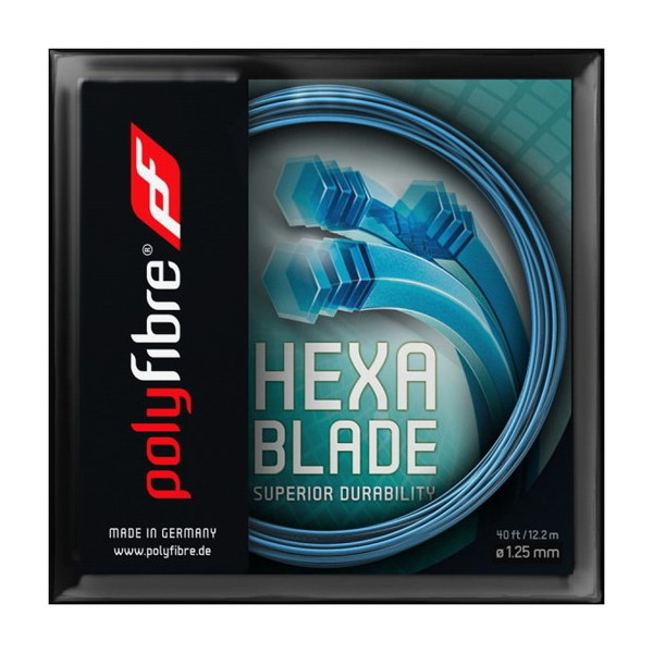 【送料無料】ProKennex PF0782 ブルー HEXABLADE [ストリング(200m)]