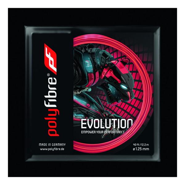 【送料無料】ProKennex PF1282 レッド Evolution [ストリング(200m)]
