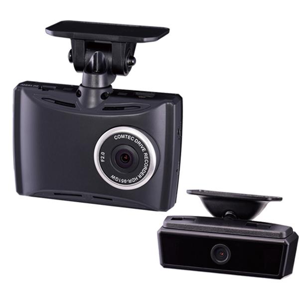 【送料無料】コムテック HDR-951GW [ドライブレコーダー(車内向けカメラ付)]