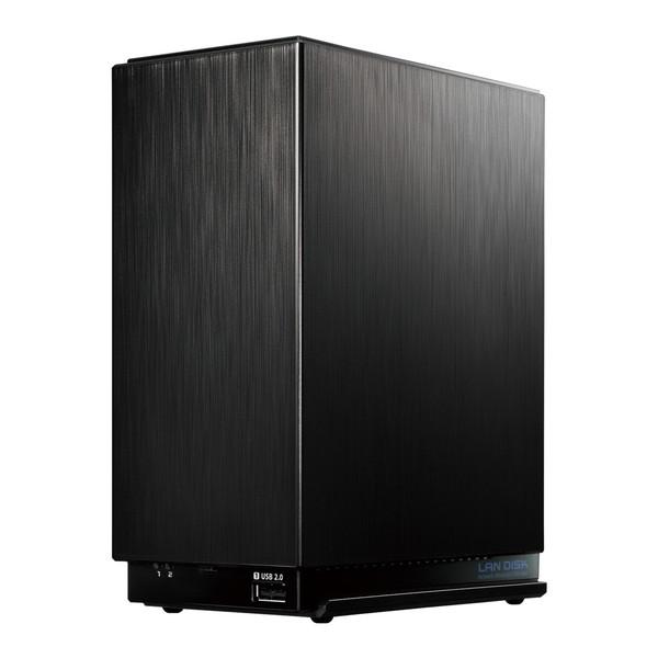 【送料無料】IODATA HDL2-AA4/E LAN DISK [ネットワークHDD(デュアルコアCPU搭載・4TB)]