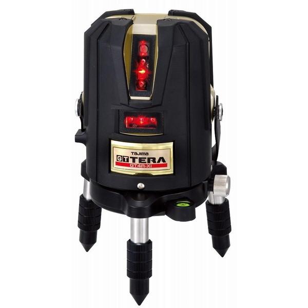 最安 タジマ 店 GT4R-XI [レーザー墨出し器(矩・横・両縦)]:総合通販PREMOA-DIY・工具