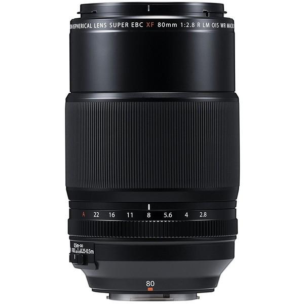 【送料無料】富士フィルム 80mm XF80MMF2.8 R LM OIS WR フジノンレンズ [交換レンズ(FUJIFILM Xマウント)]