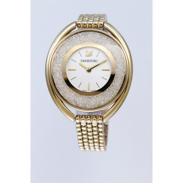 【送料無料】SWAROVSKI CRYSTALLINEOVAL 5200339 [腕時計 レディース] 【並行輸入品】