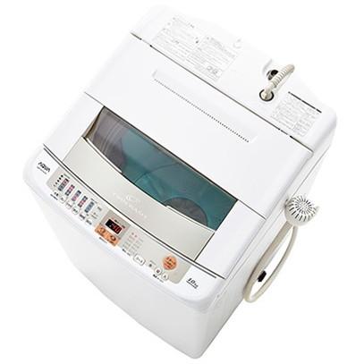 【送料無料】AQUA AQW-VW100G-W ホワイト [全自動洗濯機(10.0kg)]