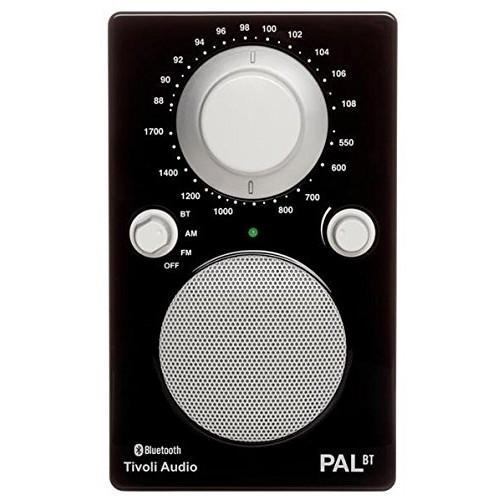 【送料無料】Tivoli Audio PALBT-1448-JP Tivoli PAL BT Glossy Black [Bluetoothワイヤレス AM/FMラジオスピーカー]