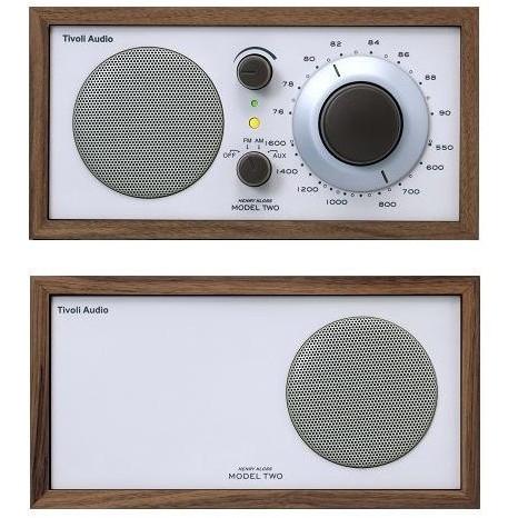 【送料無料】Tivoli Audio TVJPM2CLA Tivoli Model 2 Classic Walnut/Beige [高級ラジオ]