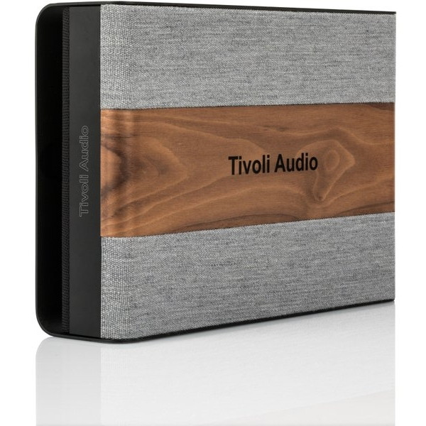 【送料無料】Tivoli Audio ARTSUB-1815-JP Tivoli Model SUB Walnut/Grey [ウーハー(ウーファー)]