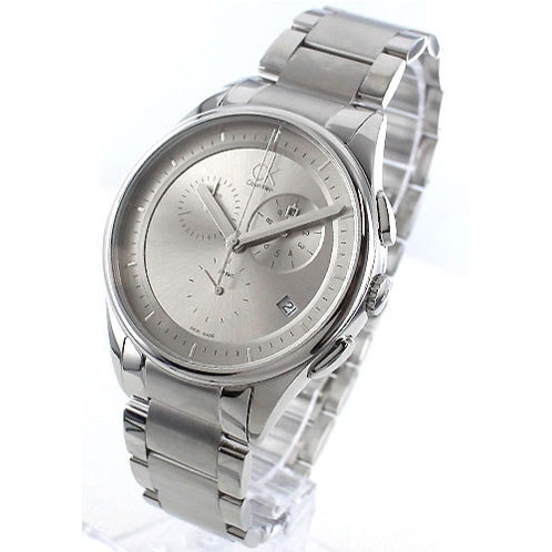 【送料無料】Calvin Klein(カルバンクライン) K2A27126 ソルバー Basic(ベーシック) [クォーツ腕時計 (メンズウオッチ)] 【並行輸入品】