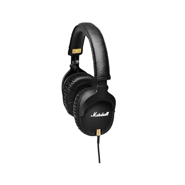 【送料無料】Marshall ZMH-04090800 Monitor Black [スタジオ用ヘッドフォン]