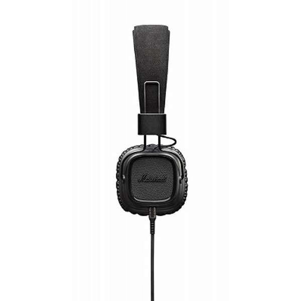【送料無料】Marshall ZMH-04091114 Major II Pitch Black [密閉型ヘッドフォン]