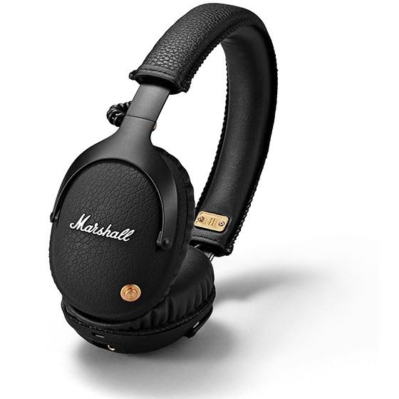 【送料無料】Marshall ZMH-04091743 Monitor Bluetooth Black [Bluetooth ワイヤレスヘッドフォン]