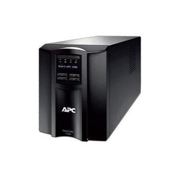 【送料無料】APC SMT1500J Smart-UPS 1500 LCD 100V [無停電電源装置] 【同梱配送不可】【代引き・後払い決済不可】【沖縄・離島配送不可】