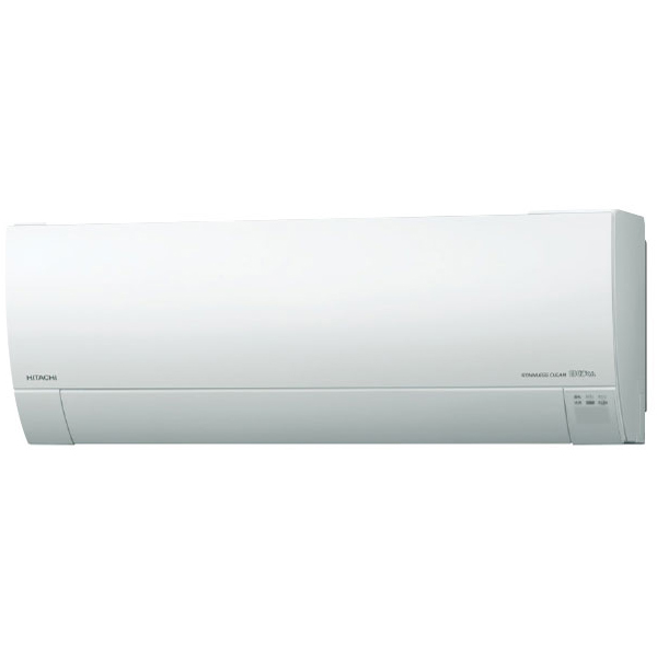 【送料無料】日立 RAS-G22H スターホワイト ステンレス・クリーン 白くまくん [エアコン(主に6畳用)]