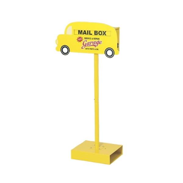 【送料無料】セトクラフト SI-3542 [Motif. Mail Box メールボックス(クラシックガレージ)] 【同梱配送不可】【代引き・後払い決済不可】【沖縄・北海道・離島配送不可】