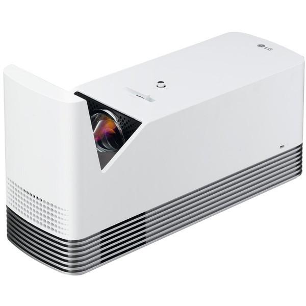 【送料無料】LGエレクトロニクス HF85JG ホワイト ProBeam [ホームプロジェクター]