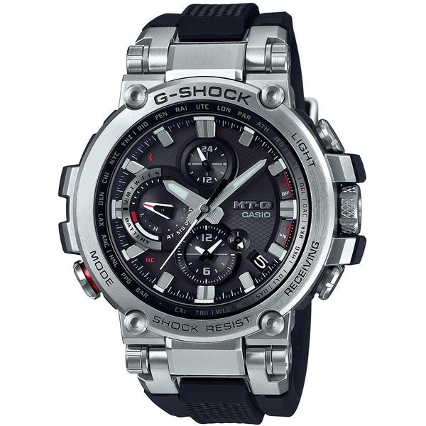 【送料無料】CASIO(カシオ) MTG-B1000-1AJF G-SHOCK [ソーラー電波腕時計(メンズ)]