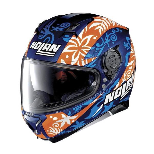 【送料無料】NOLAN D98354 ペトルッチ/62 N87 ジェミニレプリカ [フルフェイスヘルメット(L)]
