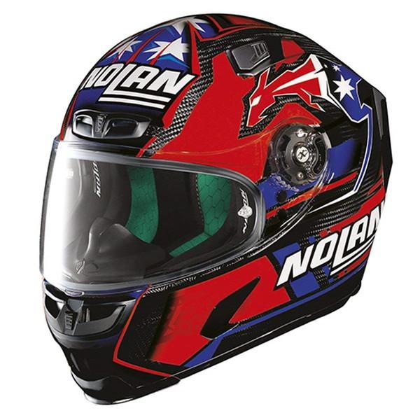 【送料無料】デイトナ D98365 日本限定カラー NOLAN X-803 ストーナー [フルフェイスヘルメット XL]