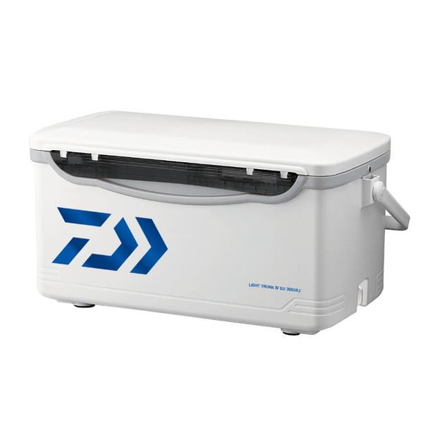 【送料無料】DAIWA ライトトランク4 GU 3000RJ ブルー [釣り用 クーラーボックス(30L)]