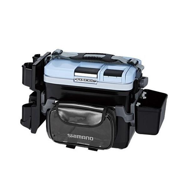【送料無料】SHIMANO FX LIGHT GMSP II 90 LF-L09P 黒 フィクセル・ライト ゲームスペシャル II 90 [釣り用 クーラーボックス(9L)]