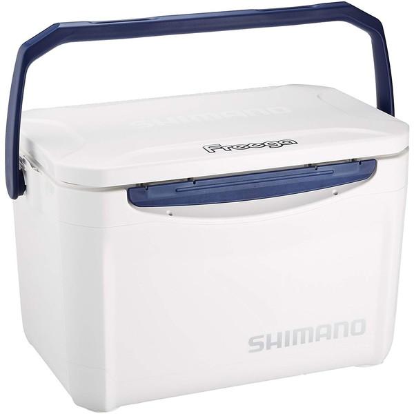 SHIMANO FREEGA LIGHT 260 LZ-026M 白 フリーガ ライト 260 [釣り用 クーラーボックス(26L)]