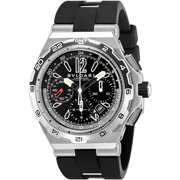 【送料無料】BVLGARI DP45BSTVDCH/GMT ディアゴノプロフェッショナル [腕時計(メンズ)] 【並行輸入品】