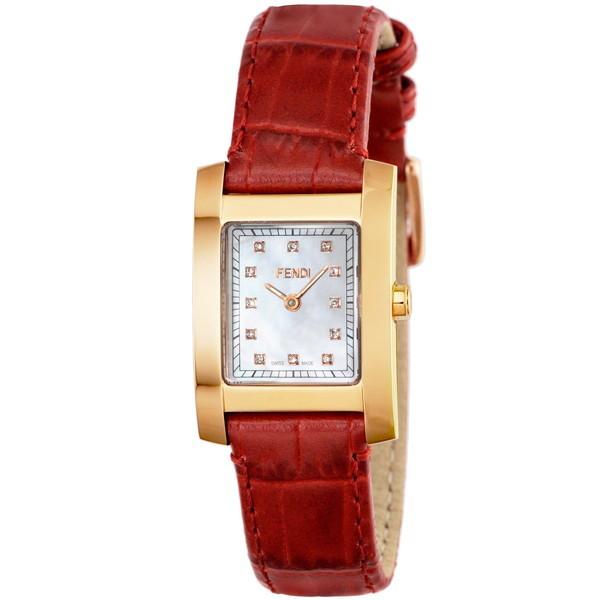 【送料無料】FENDI F704247D クラシコ [腕時計 レディース クオーツ] 【並行輸入品】