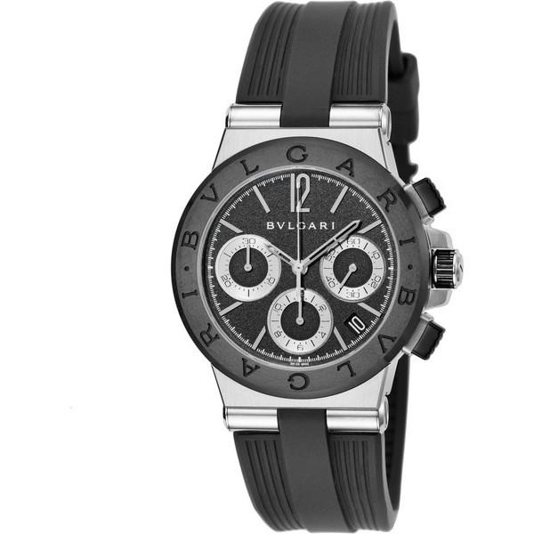 【送料無料】BVLGARI DG37BSCVDCH ディアゴノ [腕時計(メンズ)] 【並行輸入品】