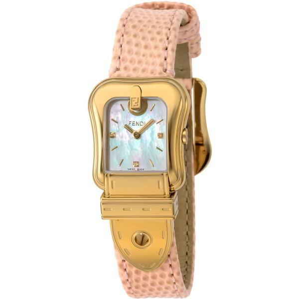 【送料無料】FENDI F382424571D1 ホワイトパール B.FENDI [クォーツ腕時計(レディースウオッチ)] 【並行輸入品】