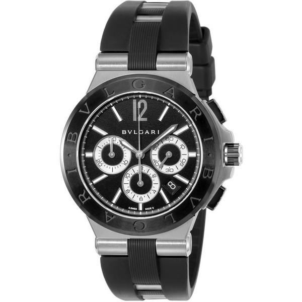 【送料無料】BVLGARI DG42BSCVDCH ディアゴノ [腕時計(メンズ)] 【並行輸入品】