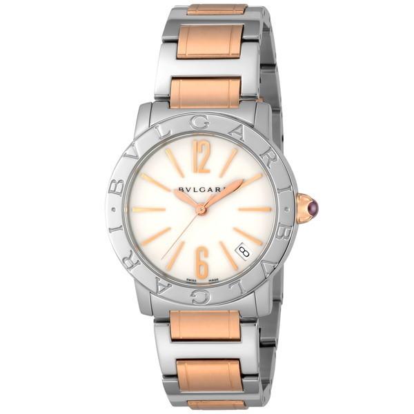 【送料無料】BVLGARI BBL33WSSPGD ブルガリブルガリ [腕時計(レディース)] 【並行輸入品】