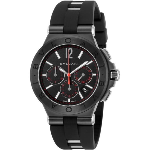 【送料無料】BVLGARI DG42BBSCVDCH/1 ディアゴノ [腕時計(メンズ)] 【並行輸入品】