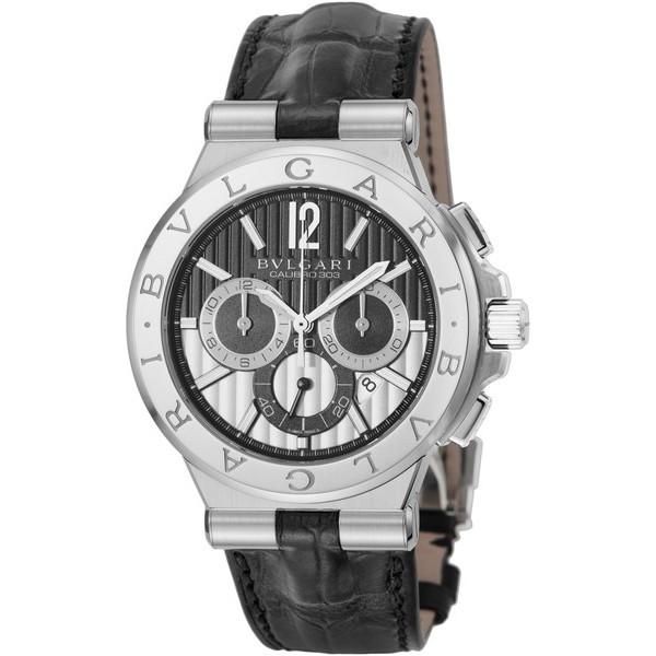 【送料無料】BVLGARI DG42BSLDCH ディアゴノカリブロ [腕時計(メンズ)] 【並行輸入品】