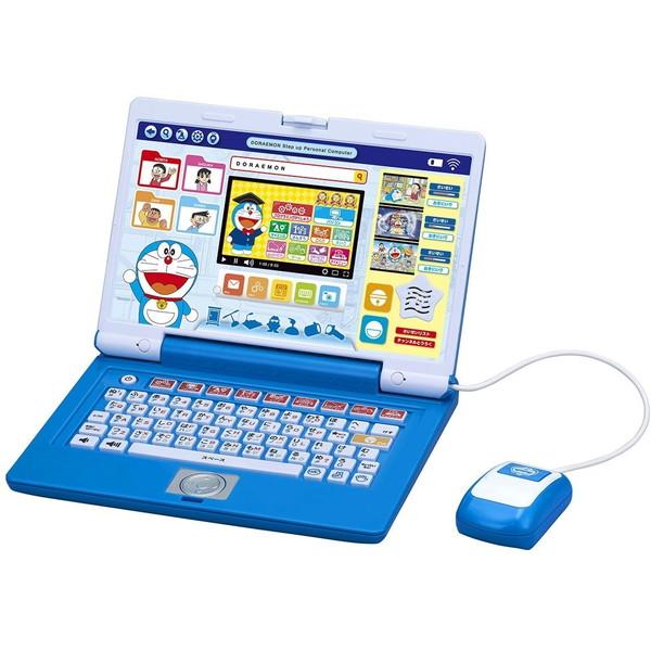 【送料無料】バンダイ ドラえもんステップアップパソコン