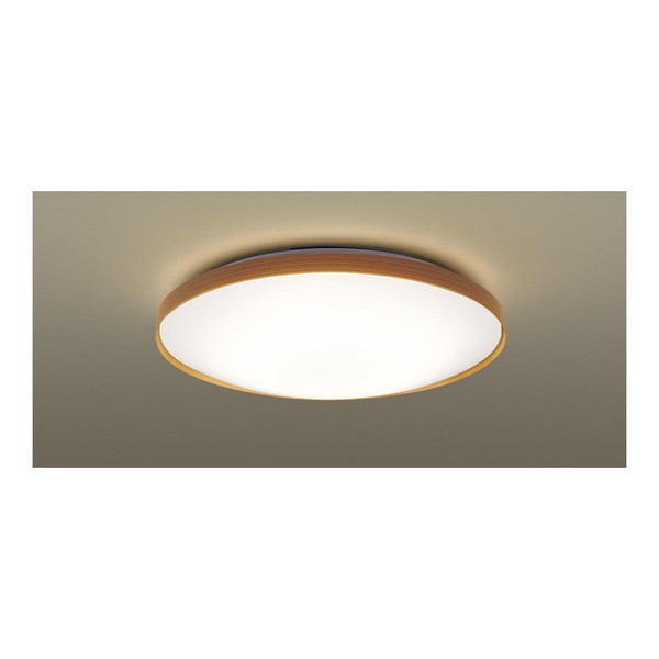 PANASONIC LGBZ0538K ライトナチュラル [洋風LEDシーリングライト (~6畳/調光・調色)リモコン付 サークルタイプ]